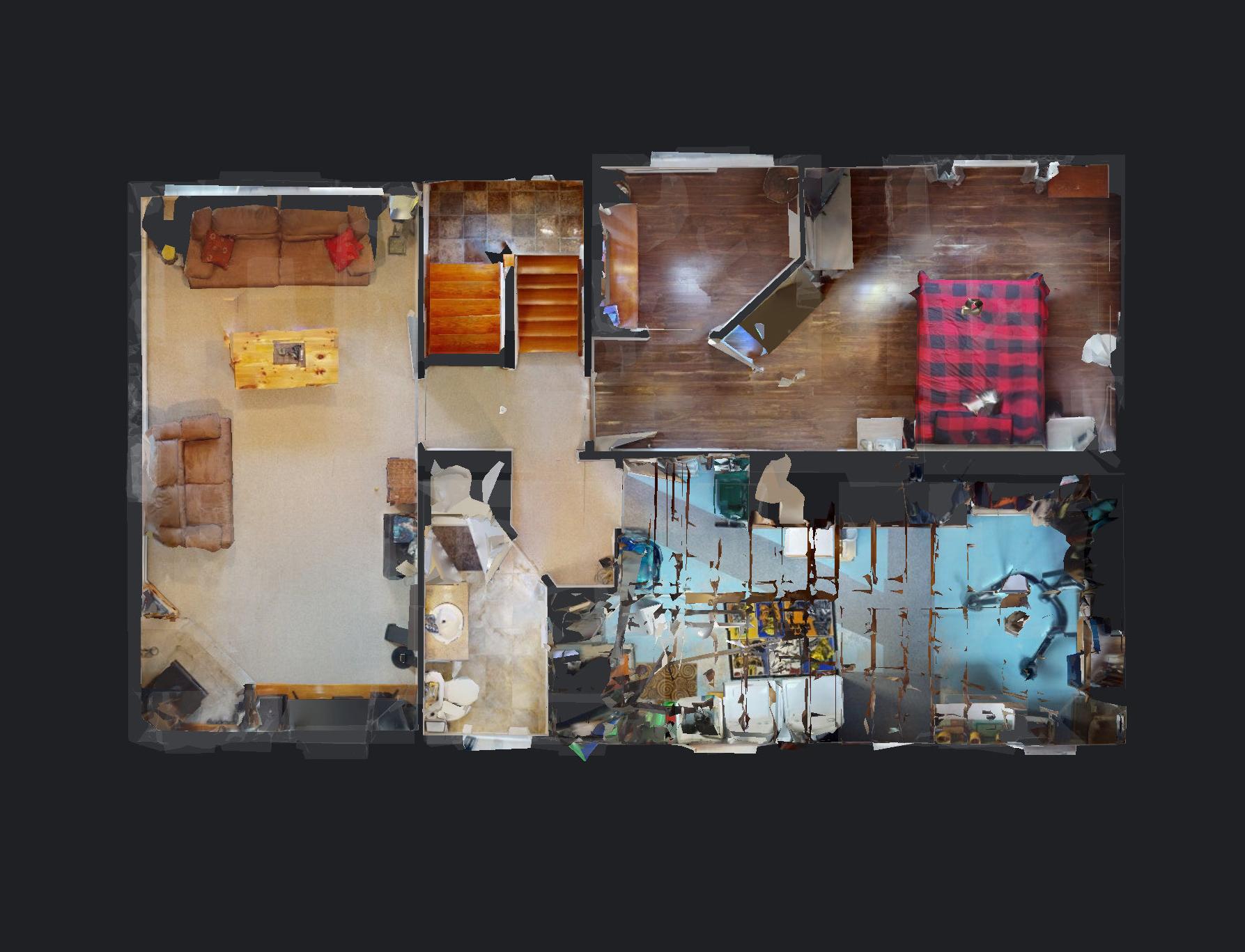 Second Floor Matterport