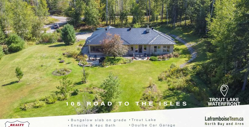 105 Road to the Isles, Corbeil, ON