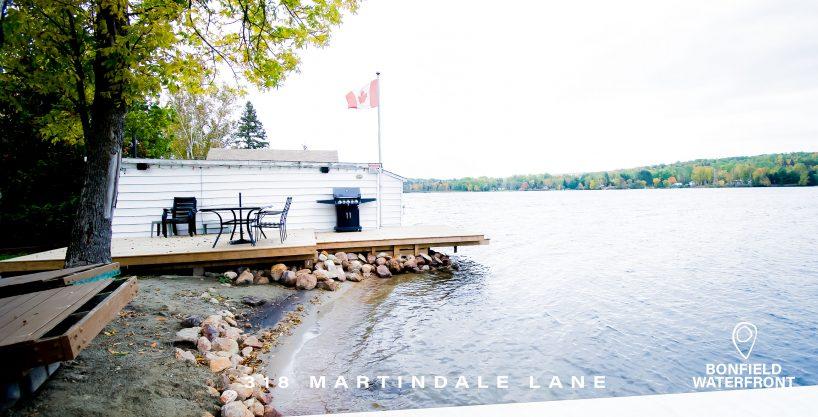 318 Martindale Lane, Bonfield, ON – Waterfront