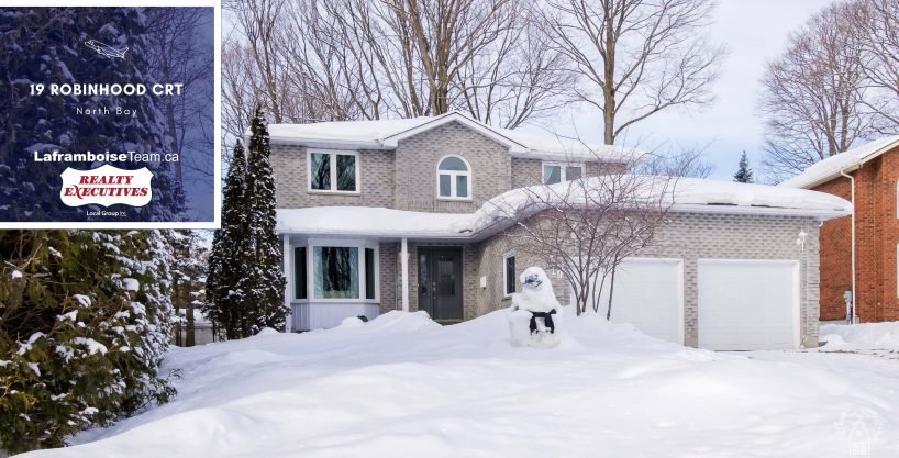 19 Robinhood Ct, Airport Hill, North Bay, ON