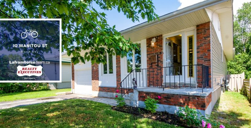 10 Manitou St, North Bay, ON